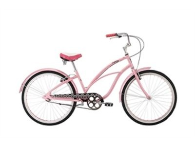"ALPHA PLUS Surge Women 26"" Single Speed Cruiser  click to zoom image"