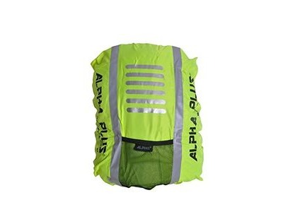 ALPHA PLUS Water Proof Rucsac Bag Cover Reflective