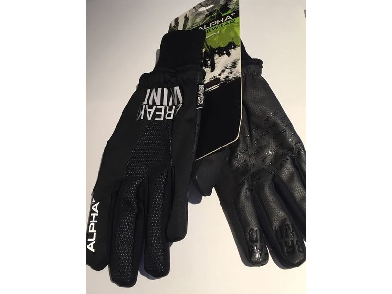 ALPHA PLUS Break Wind Full Glove click to zoom image