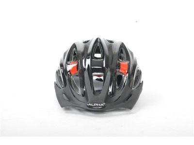ALPHA PLUS Shadow Cycle Helmet (Size & Colour Options). click to zoom image
