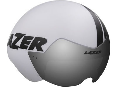LAZER Victor Matt White Stripes