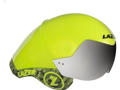 LAZER Wasp Air Flash Yellow/Camo