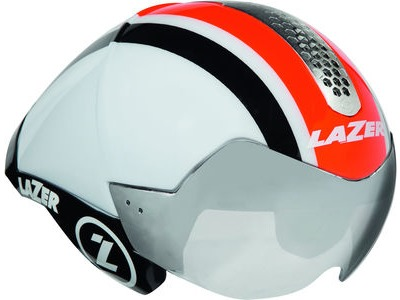 LAZER Wasp Air Tri White/Orange/Black