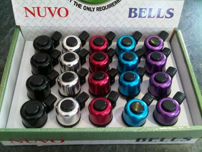 NUVO Mini Alloy Ping Bell
