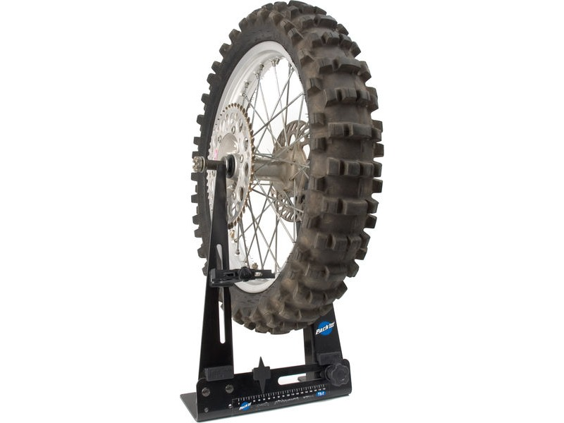 PARK TOOL TS-7M - Home Mechanic Wheel Truing Stand (Max Axle Width 180 mm) click to zoom image