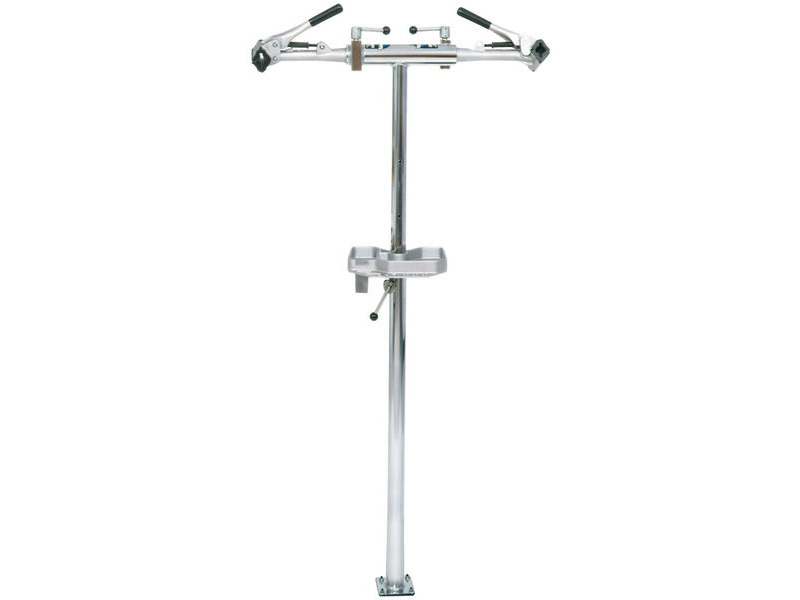 PARK TOOL PRS-2.2-1 - Deluxe Double Arm Repair Stand (With 100-3C Clamps) click to zoom image