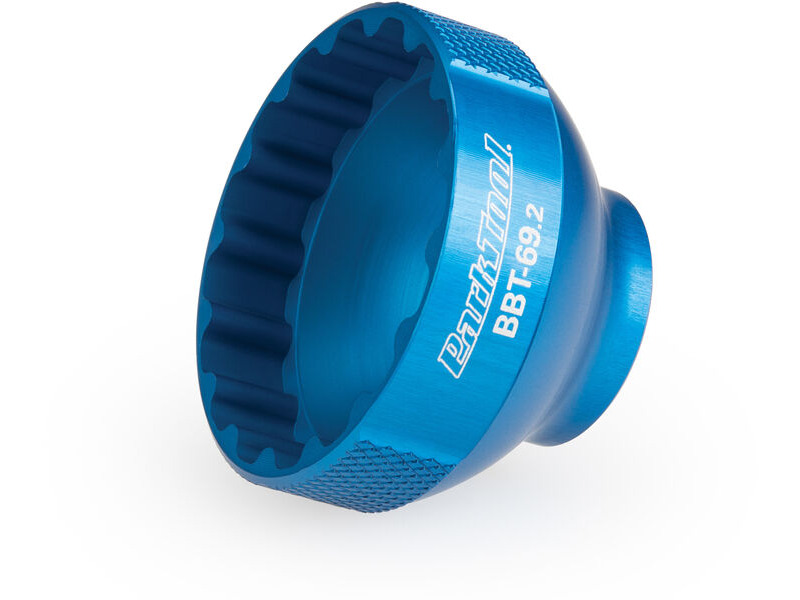 PARK TOOL BBT-69.2 - Bottom Bracket Tool - 16 notch 44mm click to zoom image