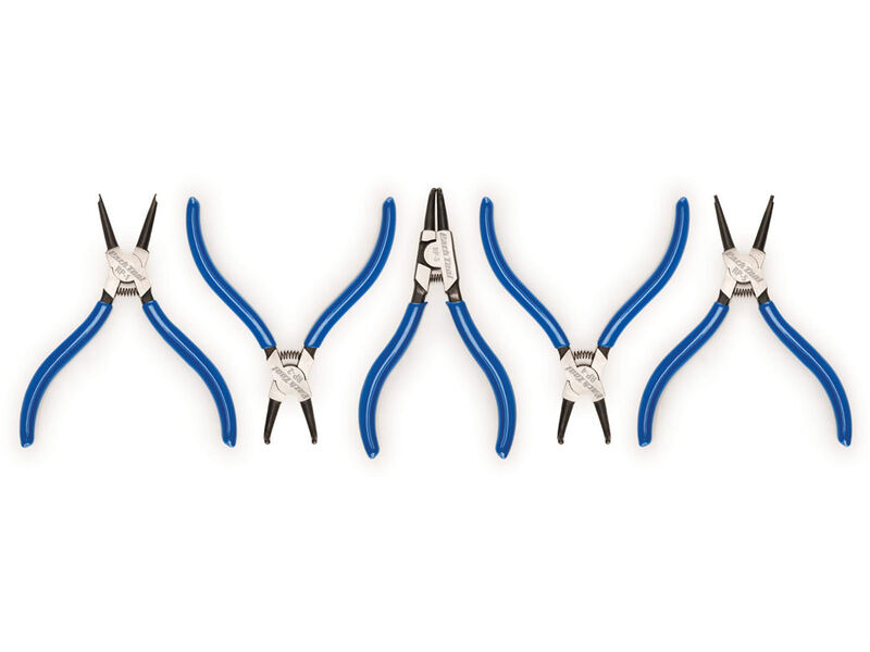 PARK TOOL RPSET-2 - Snap Ring Plier Set click to zoom image