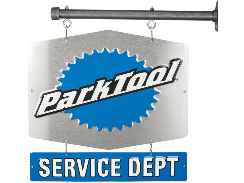 PARK TOOL SDS-2 - Service Dept Sign Double click to zoom image