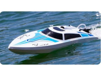 HELION Rivos Speed Boat RTR (Ready-To-Run)­ Water Cooled