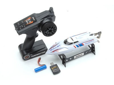 UDI RC Bullet 2.4GHz High Speed Boat