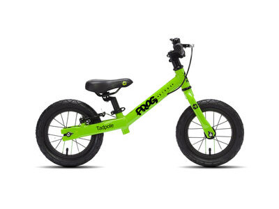 FROG Tadpole 12in wheel Green Alloy frame  click to zoom image