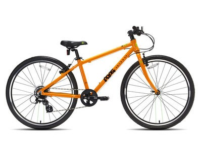 FROG 69 26W Kids Bike 26in wheel Orange  click to zoom image