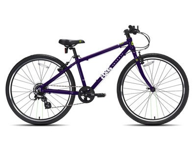 FROG 69 26W Kids Bike 26in wheel Purple  click to zoom image