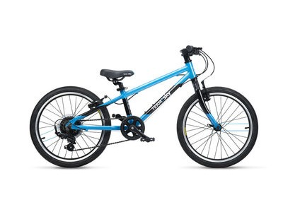 FROG 52 20W Kids Bike 20in wheel Team Sky Black  click to zoom image