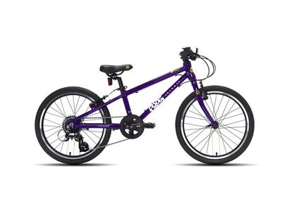 FROG 52 20W Kids Bike 20in wheel Purple  click to zoom image
