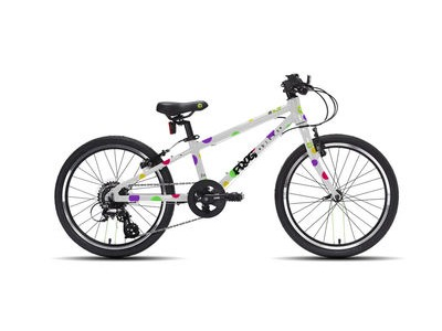 FROG 52 20W Kids Bike 20in wheel Spotty  click to zoom image