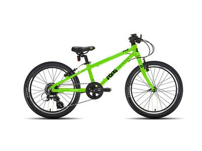 FROG 52 20W Kids Bike 20in wheel Green  click to zoom image
