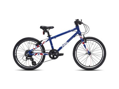 FROG 55 20W Kids Bike 20in wheel Union Jack  click to zoom image