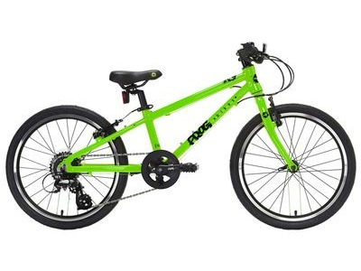 FROG 55 20W Kids Bike 20in wheel Green  click to zoom image