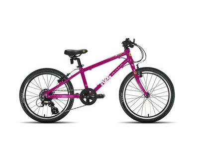 FROG 55 20W Kids Bike 20in wheel Pink  click to zoom image