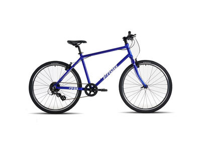 "FROG 78 26W Kids Hybrid Bike 26"" wheel Electric blue  click to zoom image"