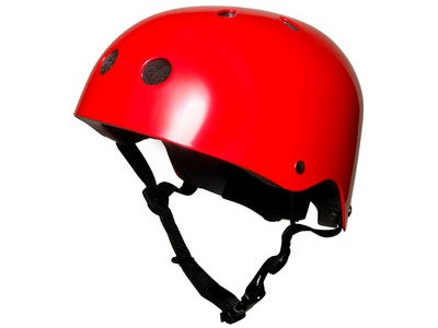 FROG Kiddimoto Metallic Red Helmet (Small)