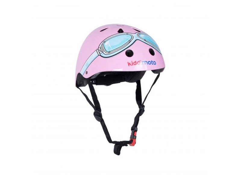 FROG Kiddimoto Pink Goggle Helmet (Small) click to zoom image