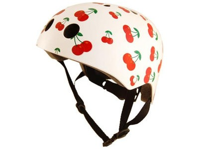 FROG Kiddimoto Cherry Helmet (Medium)