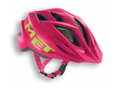 MET Crackerjack Pink Helmet (Small)