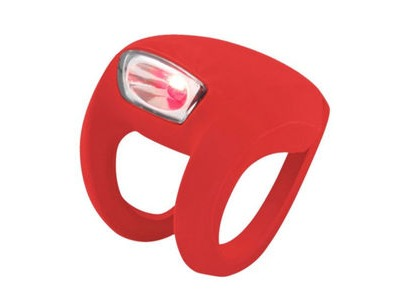 FROG Knog Strobe Light - Rear Red LED  Red  click to zoom image