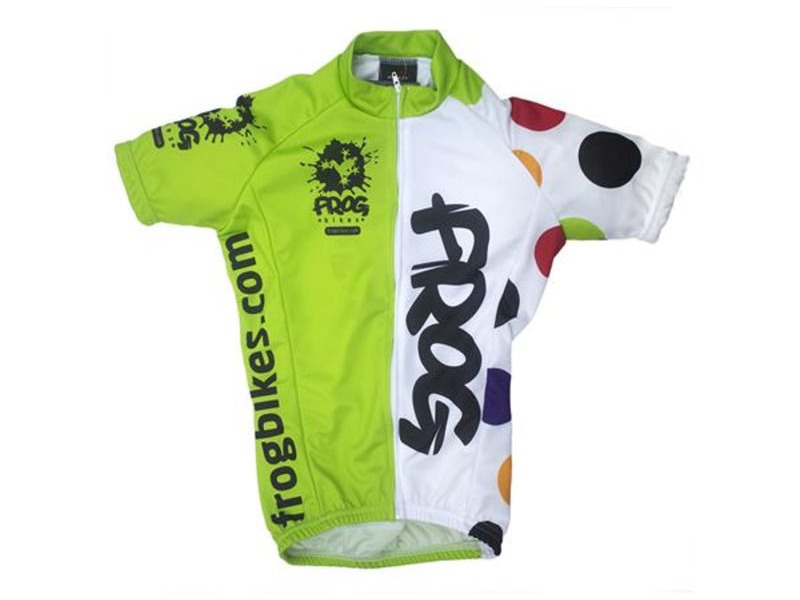 FROG Cycle Jersey S/S click to zoom image