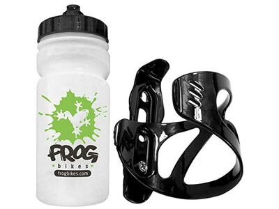FROG Water Bottle and Cage