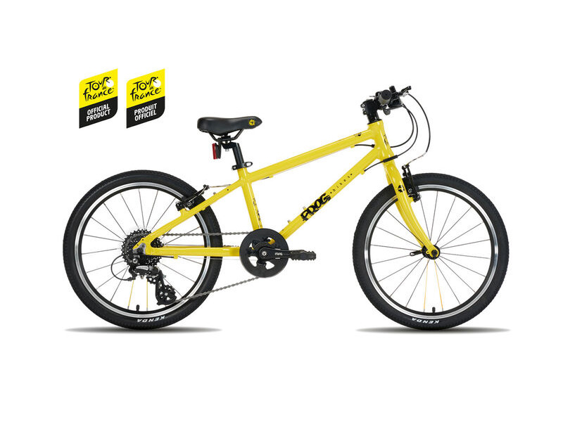 FROG 55 20W Hybrid Tour De France Yellow click to zoom image