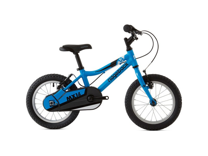 RIDGEBACK Mx14 14 Inch Wheel Blue click to zoom image