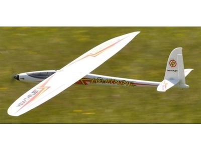 MAX THRUST Lightening 1500 Electric Glider PLUG AND PLAY click to zoom image