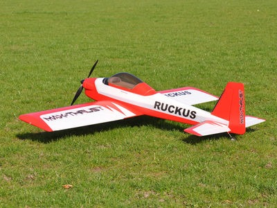 MAX THRUST Ruckus Airframe Only (No Electronics).