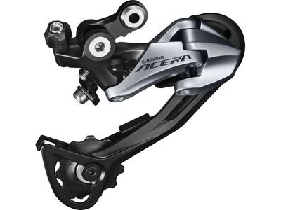 SHIMANO RD-M3000 Acera 9-speed rear derailleur, SGS, black