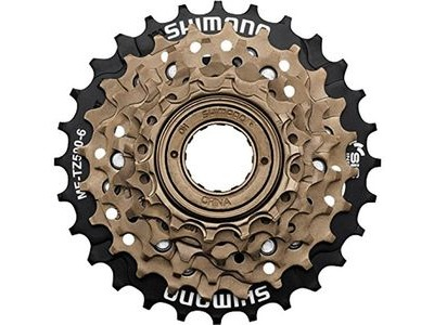 SHIMANO MF-TZ500 multiple freewheel (Size Option).