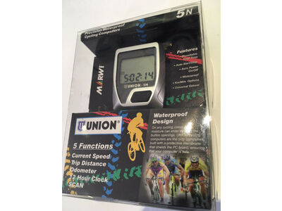 UNION 5 Function Precision Waterproof Computer