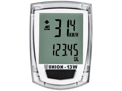 UNION Wireless 13 Function Precision Waterproof Computer