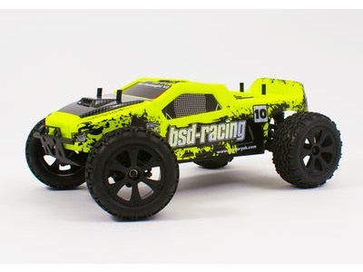 BSD RACING Flux Onslaught V2 Truck 4wd 1/10TH