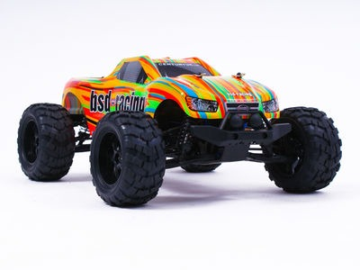 BSD RACING Flux Rampage 4wd Truck Super 1/10th (Brushless)