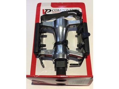 "VP COMPONENTS VP Pedals MTB Alloy with steel cage 9/16"" click to zoom image"