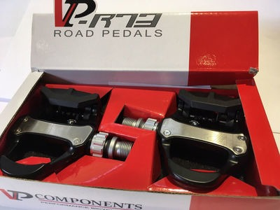 VP COMPONENTS VP-R73 Road Pedals ARC Compatible With Sealed Bearings
