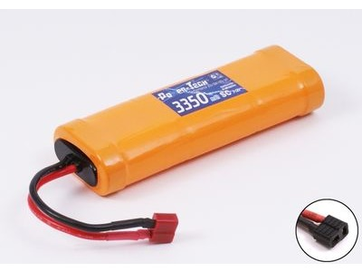 POWER-TECH 7.2V 3350MAH NI-MH PACK DEANS STYLE CONNECTOR