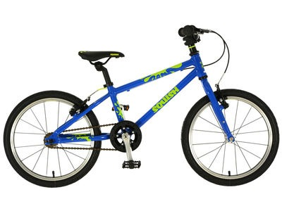 SQUISH BIKES 18 Blue/Lime