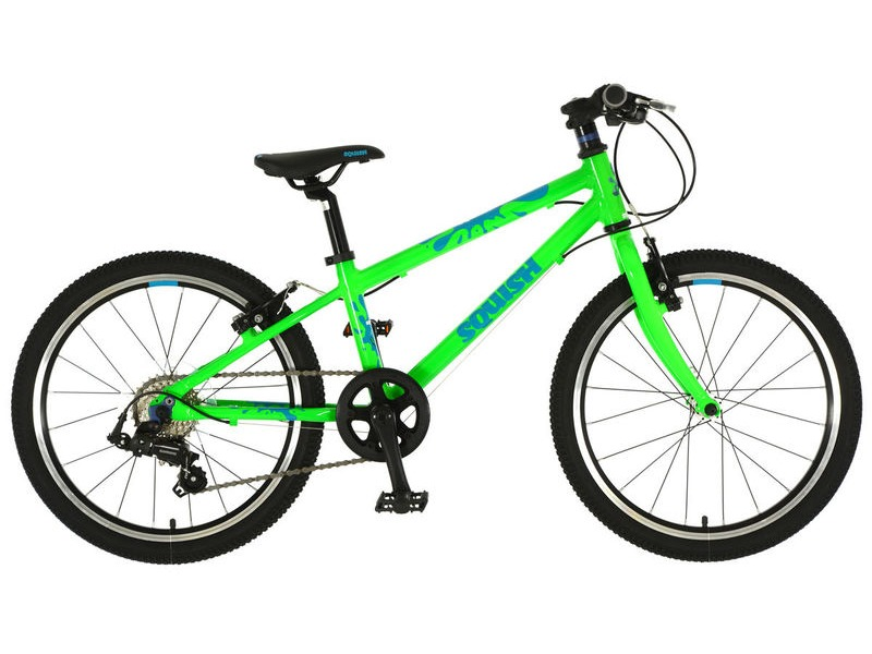 SQUISH BIKES 20 Green/Blue click to zoom image
