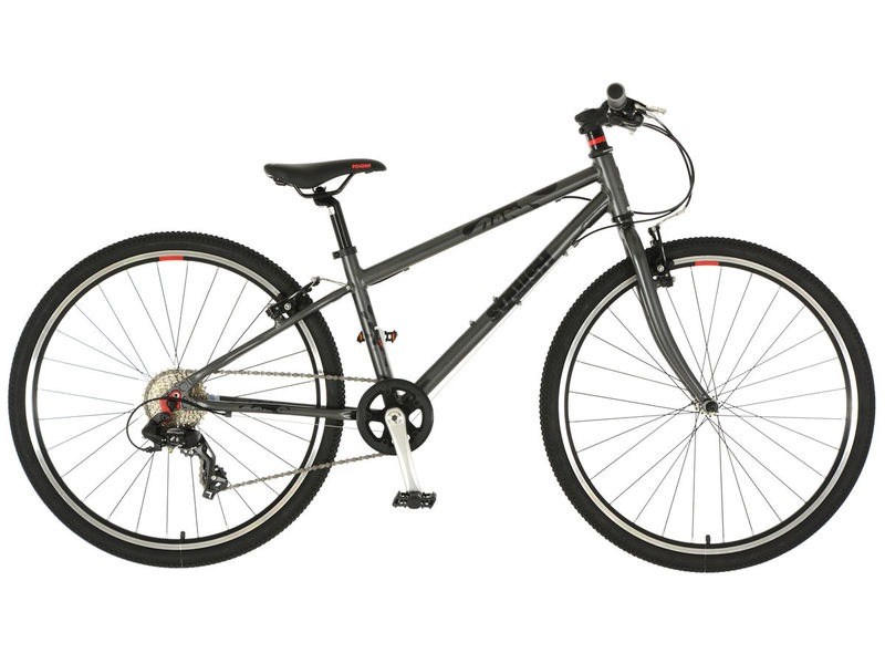 "SQUISH BIKES 26 Grey/Black (13"" of 15"" Frame) click to zoom image"