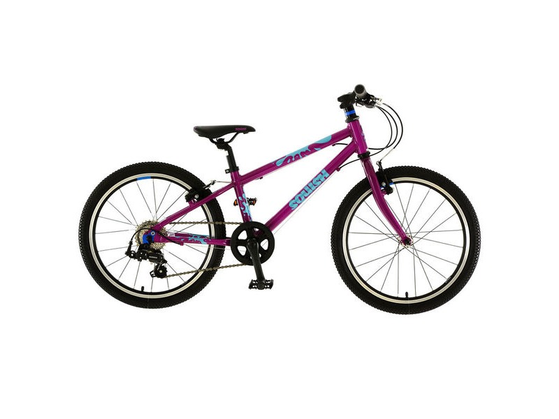 SQUISH BIKES 20 PURPLE click to zoom image
